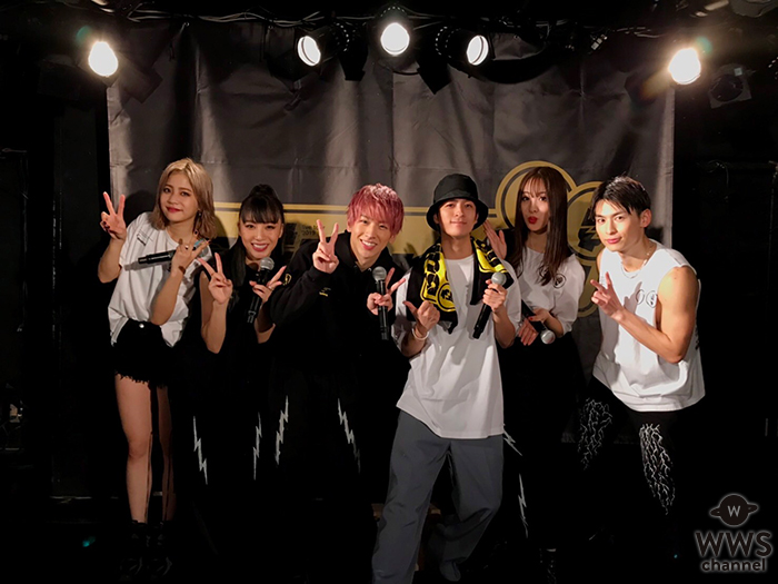 lolのワンマンツアーにDa-iCEの和田颯がサプライズ参戦!