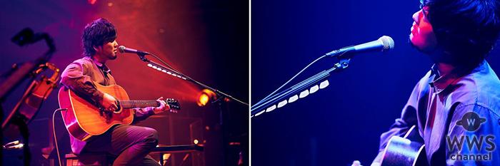 秦 基博、MTV Unplugged出演!この日だけのアコースティック編成で「ひまわりの約束」「鱗(うろこ)」「Raspberry Lover」など全13曲を披露!