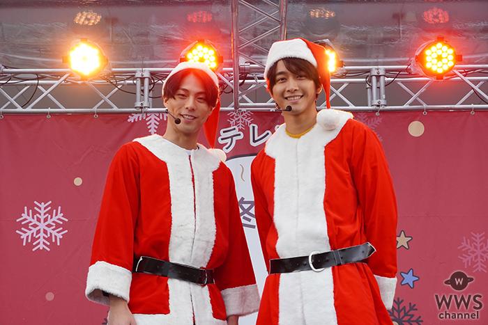 小野塚勇人・佐藤寛太、少しはやめのクリスマスパーティーを開催!!