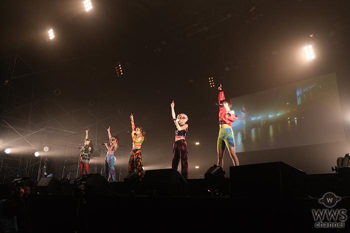 FAKY、世界最大級のダンスイベントで圧巻のパフォーマンス!カラフルな新衣装で新曲「NEW AGE」を初披露!