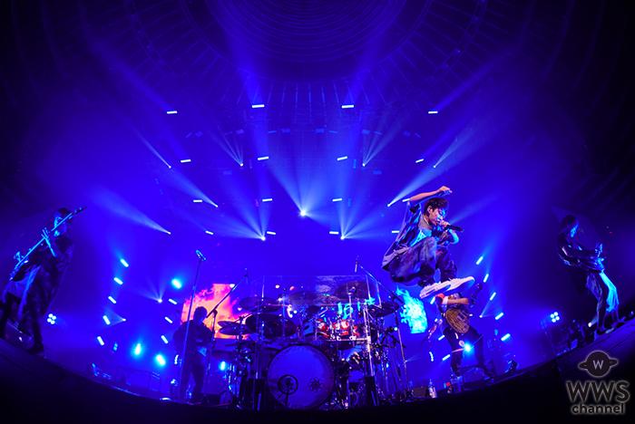 UVERworld、10枚目のアルバム『UNSER』1位スタート! 初となるアジアでのライブビューイングも決定!