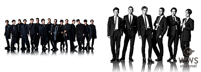 EXILE / EXILE THE SECOND、2020年元旦発売スプリット・シングルの最新ビジュアル解禁!