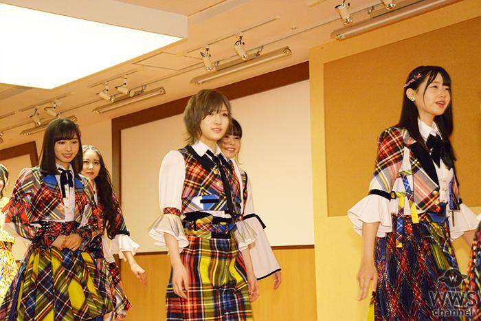 AKB48がNHK紅白の会見にレッドカーペットから登場!<第70回NHK紅白歌合戦>
