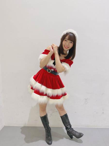 SKE48 クリスマス・イブにサンタのコスプレで握手会!25日深夜にはミッドナイト公演も開催