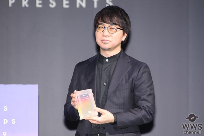 新海誠が文化人部門を受賞!<LINE NEWS Presents NEWS AWARDS2019>