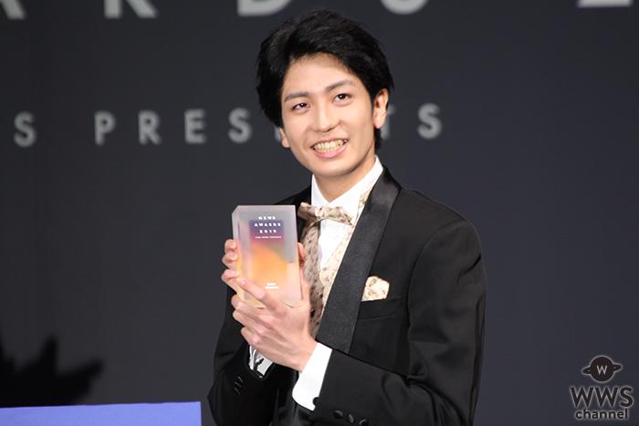 夢屋まさるが芸人部門を受賞!<LINE NEWS Presents NEWS AWARDS2019>