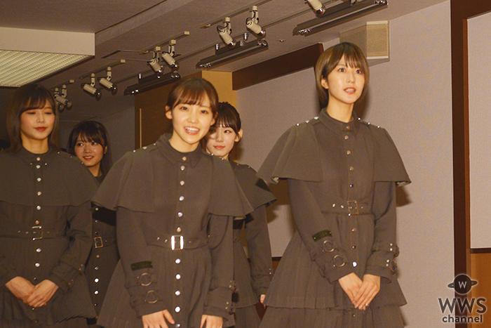 欅坂46がNHK紅白の会見にレッドカーペットから登場!<第70回NHK紅白歌合戦>