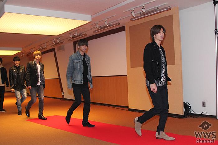 King & PrinceがNHK紅白の会見にレッドカーペットから登場!<第70回NHK紅白歌合戦>