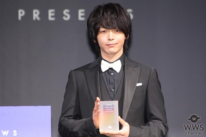 中村倫也が俳優部門を受賞!<LINE NEWS Presents NEWS AWARDS2019>
