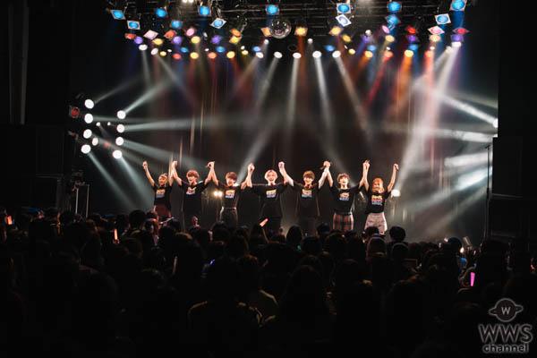 新ダンス&ボーカルグループGENICが初ライブ!来年1月からの全国ライブサーキットやDa-iCEツアーオープニングアクト決定も発表!