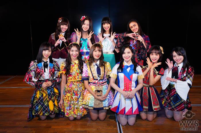 AKB48の海外姉妹グループが集結!NHK紅白へ向けた意気込みを語る
