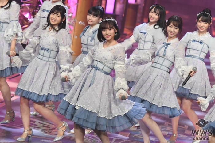 AKB48がレコ大で原点回帰を目指した『サステナブル』をパフォーマンス<第61回 輝く!日本レコード大賞>