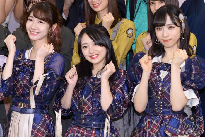AKB48 最年長の柏木由紀が1番元気?「切磋琢磨でがんばります!」<第61回輝く!日本レコード大賞>