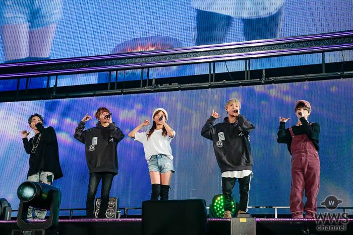 AAA、グループ3年連続全国4大ドームツアー完走!