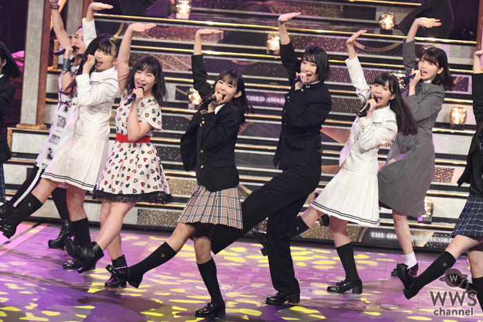 BEYOOOOONDS(ビヨーンズ)がレコ大に登場!<第61回 輝く!日本レコード大賞>