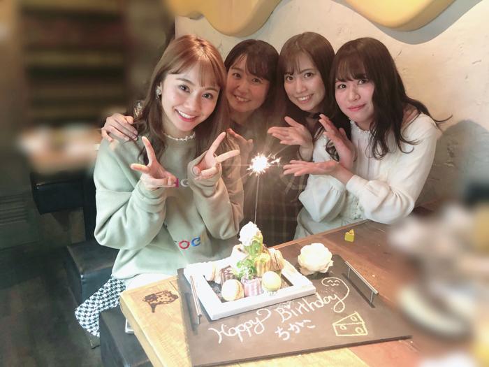 SKE48・ドラフト1期生が同期メシ会を開催!松本慈子のサプライズバースデーも