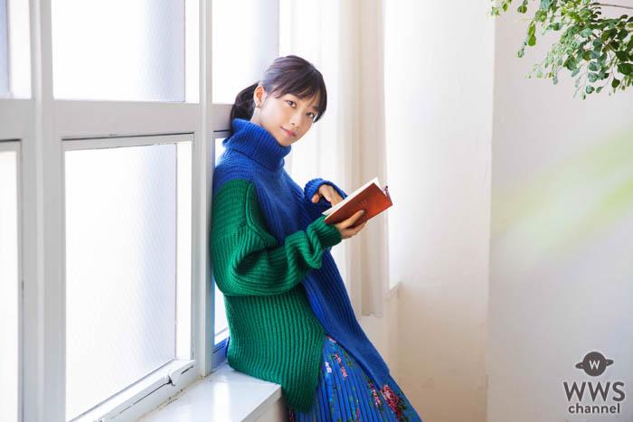 深川麻衣が「セブンネット読書⼥⼦」12月担当に決定!