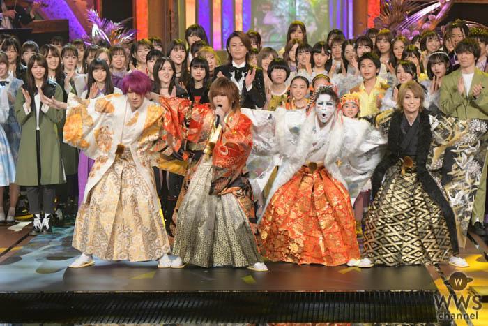ゴールデンボンバーが『令和』でレコ大のオープニングを飾る!<第61回 輝く!日本レコード大賞>