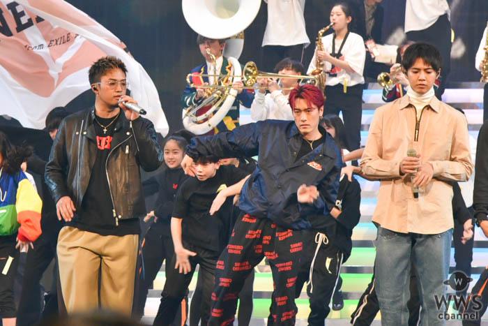 GENERATIONSがNHK紅白のリハーサルに登場!<第70回NHK紅白歌合戦>