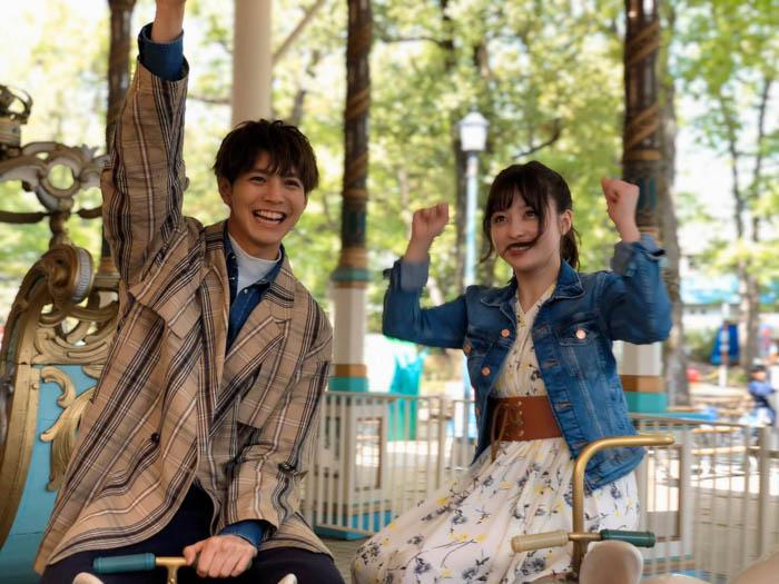 橋本環奈、GENERATIONS・片寄涼太との『0キス』2ショット公開!「天使」「可愛すぎて一瞬呼吸とまった」