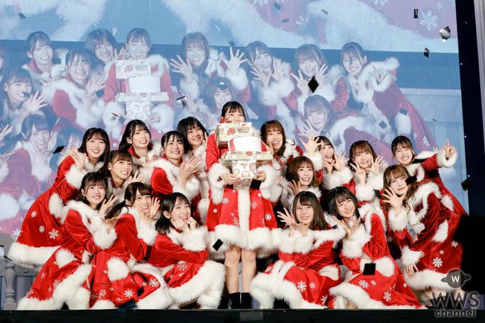 日向坂46、2020年12月に東京ドーム公演が決定!「ひなくり2019」でサプライズ発表