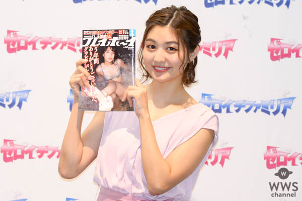 林ゆめ、来年開催の「東京オートサロン2020」へ向けて意気込み!「より多くの方に知ってもらいたい」