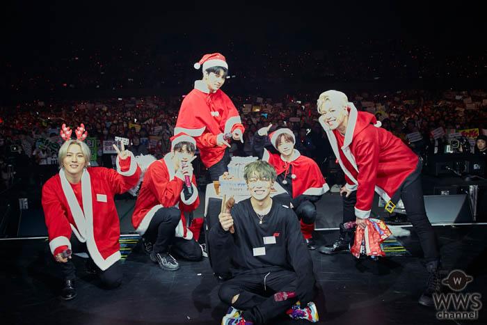 iKON(アイコン)、クリスマスイブライブでBOBBY(バビー)の誕生日をファンと一緒にサプライズでお祝い!