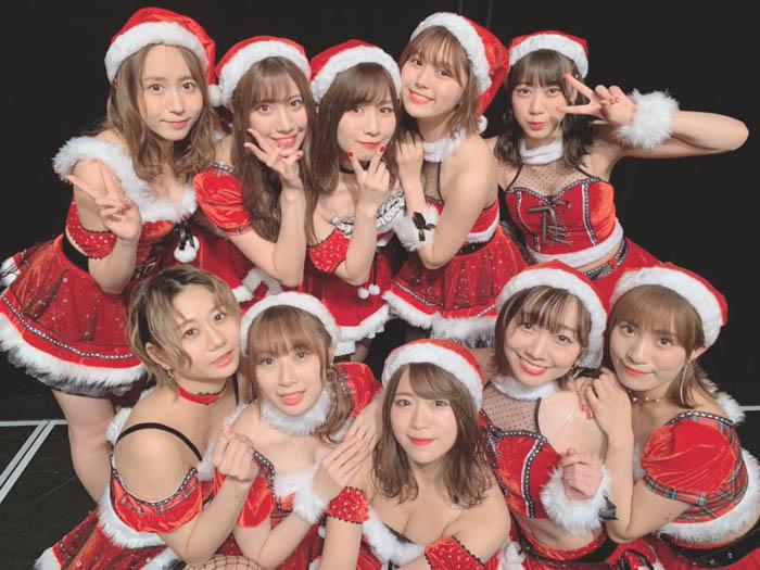 SKE48 高柳明音と古畑奈和、禁断のユニット再び!クリスマスナイトに贈るミッドナイト公演開催