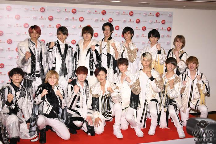 Hey! Say! JUMP<第70回NHK紅白歌合戦>