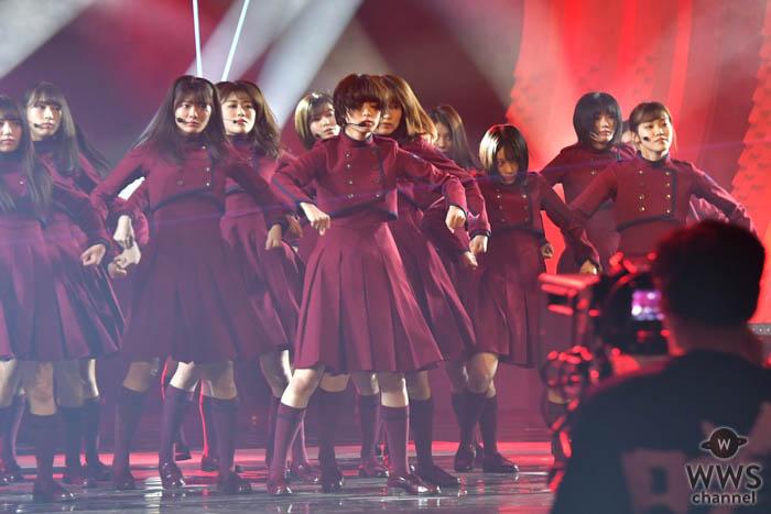 欅坂46が本番さながらの『不協和音』を熱唱!2年前のリベンジなるか?<第70回NHK紅白歌合戦>
