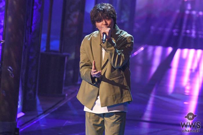 三浦大知がレコ大のステージで『片隅』をパフォーマンス<第61回 輝く!日本レコード大賞>