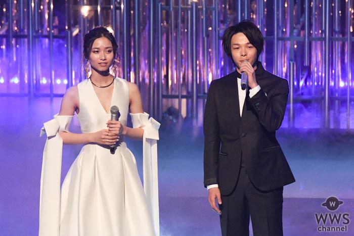 中村倫也、木下晴香とNHK紅白直前リハーサルで『ホール・ニュー・ワールド』を披露!<第70回NHK紅白歌合戦>