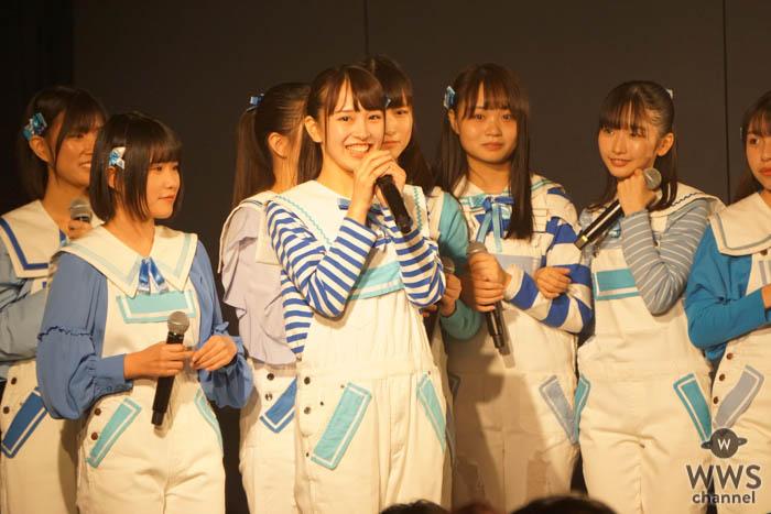 STU48 2期生がお披露目!さらに4thシングルの概要も発表