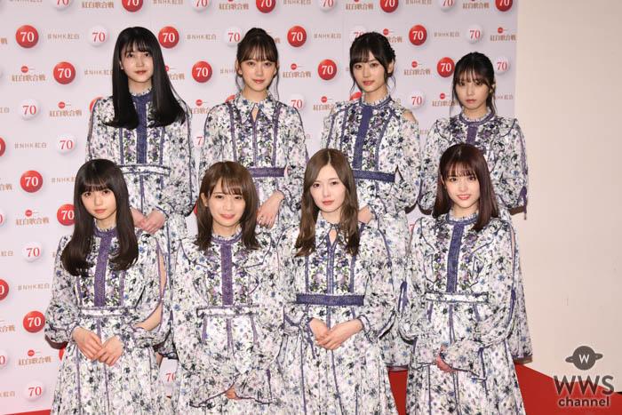 乃木坂46がNHK紅白のリハーサルに登場!欅坂46、日向坂46への想いを語る!<第70回NHK紅白歌合戦>