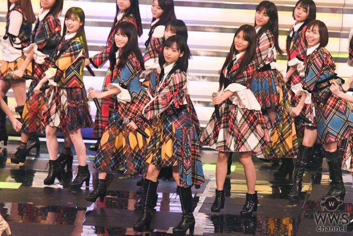 AKB48がNHK紅白直前リハーサルで『恋チュン』をパフォーマンス!<第70回NHK紅白歌合戦>