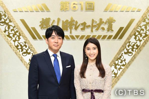 「輝く!日本レコード大賞」、司会は土屋太鳳と安住アナ!2年連続で抜擢