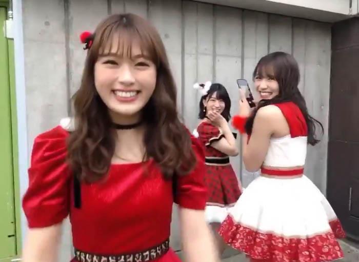 NMB48 渋谷凪咲がアイドルの日常を紹介!「リポーターおつかれさま」「外で写真大変やね」のねぎらいの声も