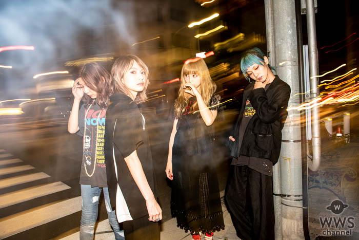 SCANDAL、新曲「A.M.D.K.J.」がアニメ「ゲゲゲの鬼太郎」エンディング主題歌に決定!