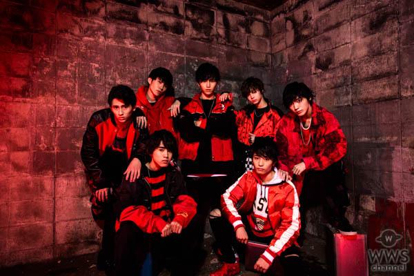 「AMEZARI-RED STARS-」&「BATTLE BOYS OSAKA」が2020年2月にスプリットシングルをリリース決定