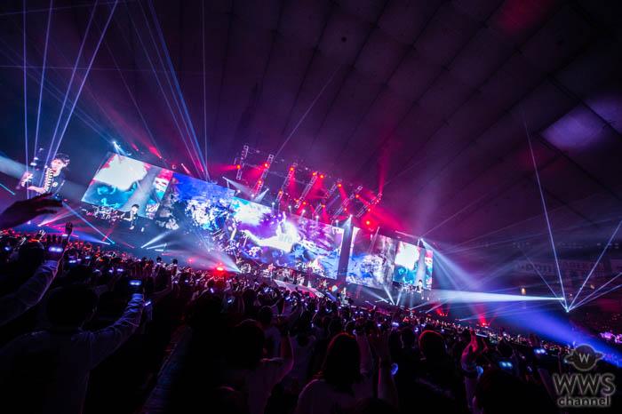 UVERworld、9年ぶりとなる東京ドーム初日を終了!「俺たちにとってUVERworldが全て!」