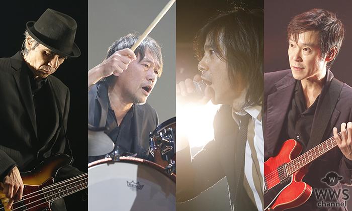 エレファントカシマシ、新春ライブ 2020 最終日の模様を大阪よりWOWOW独占生中継!
