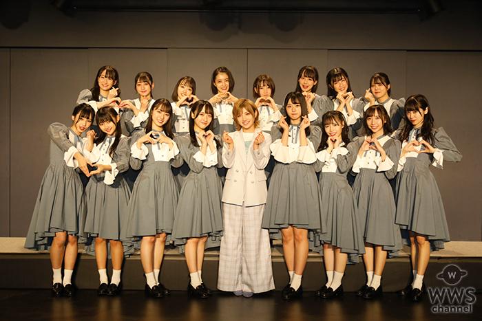 キャプテン・岡田奈々がプロデュース!STU48、『僕たちの恋の予感』初日公演を開催!!