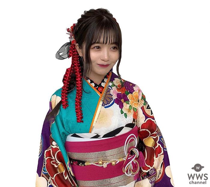 Kirariが艶やかな振袖姿を公開!『振袖似合いすぎてる!存在がもう尊い』