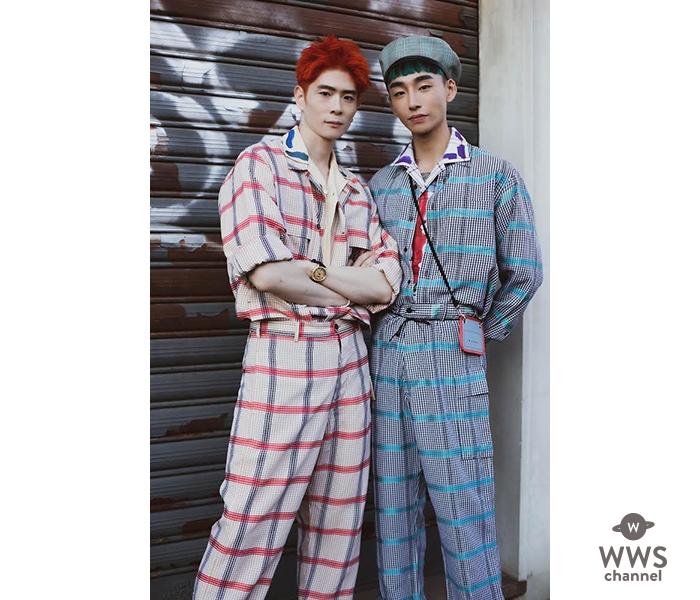 世界的モデルの2人組 Taiki&NoahがMVに出演で話題!