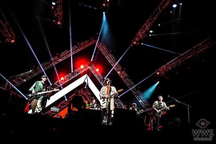 flumpool、年末ライブで復活イヤーを飾る!原点回帰の感動と熱狂のパフォーマンス!