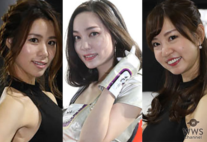 美人コンパニオンが大集合!「東京オートサロン2020」で浅井マリカ、星乃サラ、Asuka、Senaが各ブースを彩る