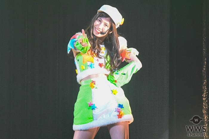 SKE48 荒井優希「Tik Tok」100万フォロワーの野望に向かって『バズーカ砲発射!』<SKE48選抜メンバーコンサート>