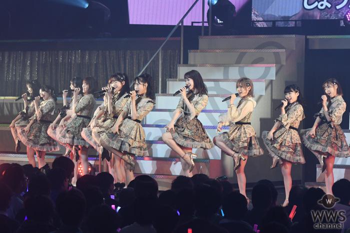 AKB48リクアワ2020が開幕!第49位『11月のアンクレット』、『青春 ダ・カーポ』からスタート<AKB48グループ TDCホールライブ祭り>