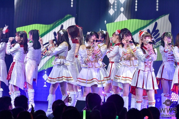 【ライブレポート】AKB48、15年目に向けて「大好きだ」と叫ぼう!新たな物語を紡ぐ単独コンサート開催<AKB48単独コンサート〜15年目の挑戦者〜>