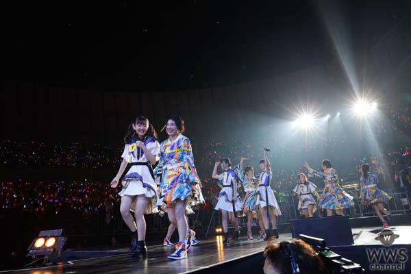 横浜アリーナで開催の「スタプラ アイドルフェス」でエビ中がマラソンライブ?「走る」をテーマに全力疾走パフォーマンス!